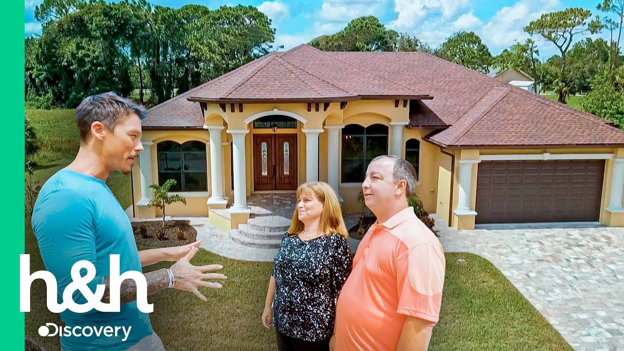 El Encanto De Una Casa Con Amplio Terreno La Casa De Mis Sueños Discovery H H Youtube