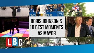 Boris Johnson's 10 Best Moments As Mayor