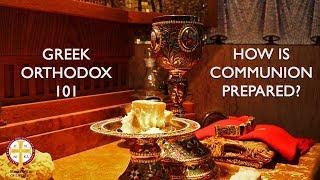 How Is Communion Prepared? - Greek Orthodox 101