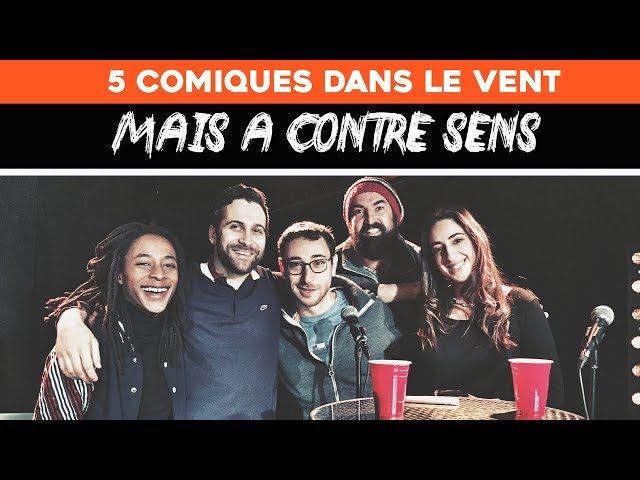 EP 2 - Shirley Souagnon, Sebastian Marx, Greg Romano, Salome Partouche, Seb Mellia - Podcast LIVE