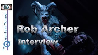 Rob Archer Interview #TV #Movies #Film #Horror