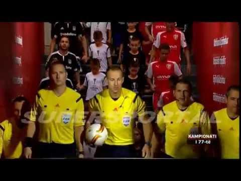 Kategoria Superiore 2015-2016 / Kampionati i 77-të