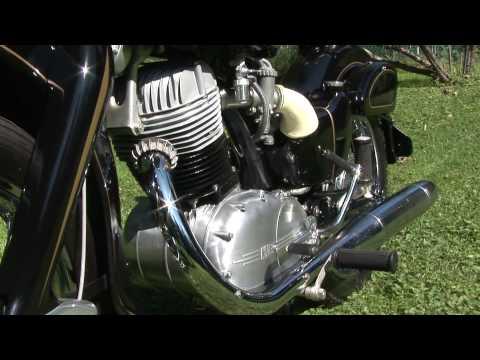 NSU Max Motorcycle 1955 Vintage