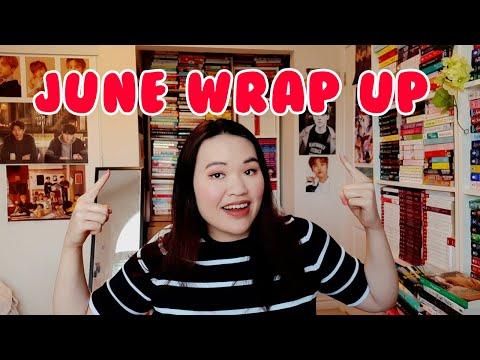 June 2020 Wrap Up Part 1: 42 Romance Books + More