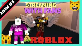 Roblox Games With SVBFAM -  Jailbreak - MM2  & MORE Come Join US! - Live Stream - FAMILY FUN!