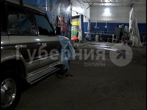 Воспитанник детдома угнал машину из хабаровского автосервиса и разбил ее. Mestoprotv