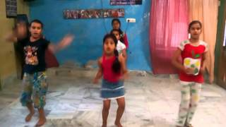 Car main music-neha kakkar-Tony kakkar-kids-marshal dance world.9569976826