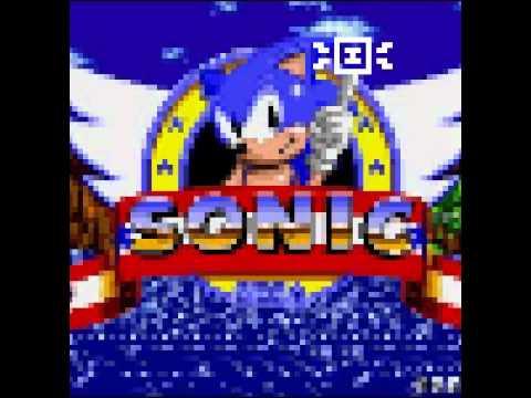 Delek - Sonic 3D Blast [Volcano Valley Act 1] (Delek NES Remake) - YouTube