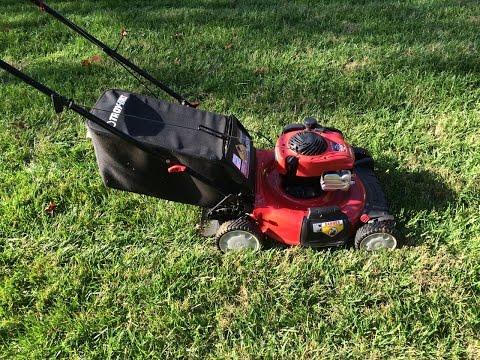 Troy Built Tb110 Tb200 Craftsman 550 Ex Push Lawn Mower