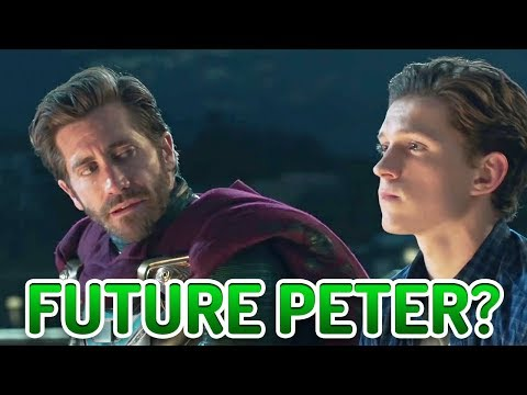 Mysterio's REAL Plan & Identity! (Spider-Man: Far From Home Theory)