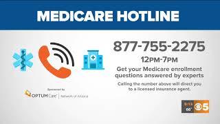 CBS 5 – Optum Care – Medicare Hotline – In News Graphic   11 12 18 513p