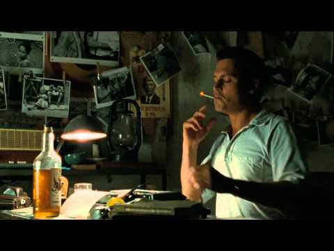 The Rum Diary - Primer clip del film.