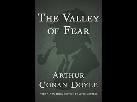 The Valley Of Fear - Sir Arthur Conan Doyle - Sherlock Holmes - Audiobook english