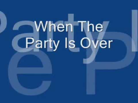 When The Party Is Over.mp4video.mp4