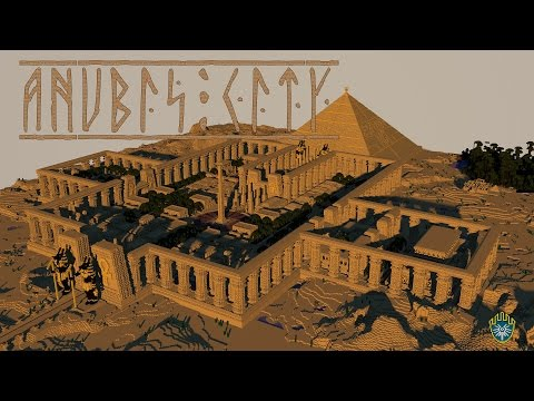 Minecraft: Ancient Anubis City