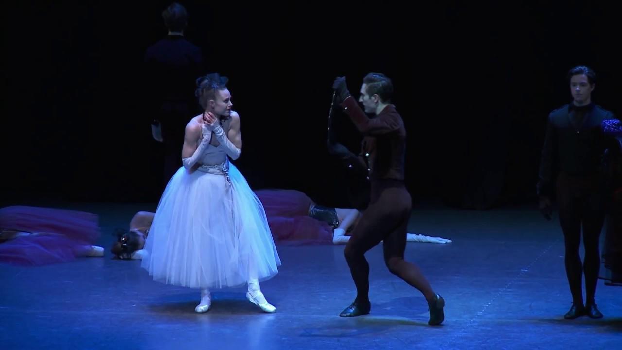 Anatomy of a Dance: Sara Mearns on LA VALSE - YouTube