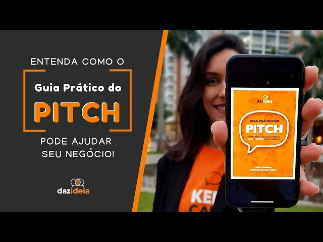 Guia prático do Pitch