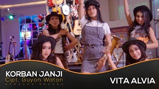 Vita Alvia - Korban Janji (Official Music Video)