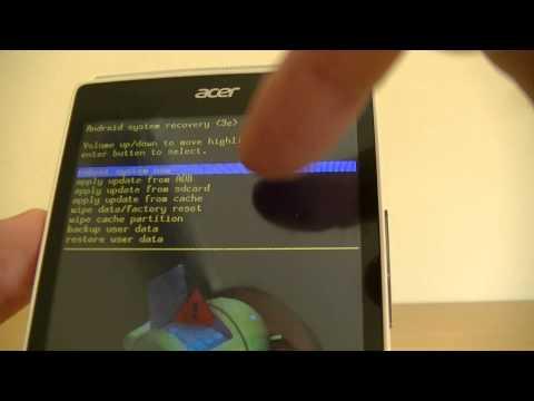 Acer Liquid Z5 Dual SIM - Recovery   ITFroccs.hu