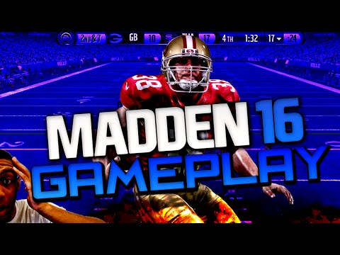 EX RUGBY STAR JARRYD HAYNE IS AN OPEN FIELD FIEND! | MADDEN 16 ULTIMATE TEAM