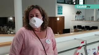Entrevista a la directora de les biblioteques de Calafell
