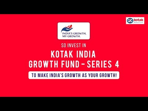 ::NFO Launch:: Kotak India Growth Fund- Series 4