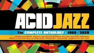 Acid Jazz - Cool Music - Lounge 2021