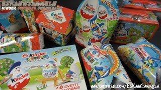 50 x Kinder Surprise Egg (Easter Sp...