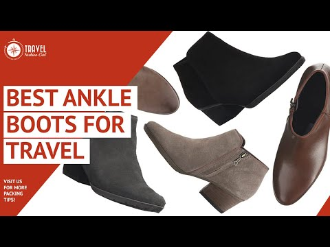 Blondo Villa Waterproof Boots Review - One of the Best Waterproof Boots for Travel!