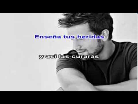 Pablo Alborán - Solamente Tu Karaoke