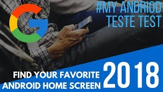 #myAndroid Taste Test | How to Find Your Favorite Android Home Screen | Bangla | PlayAndrotics