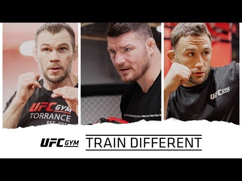 Train Different At UFC GYM