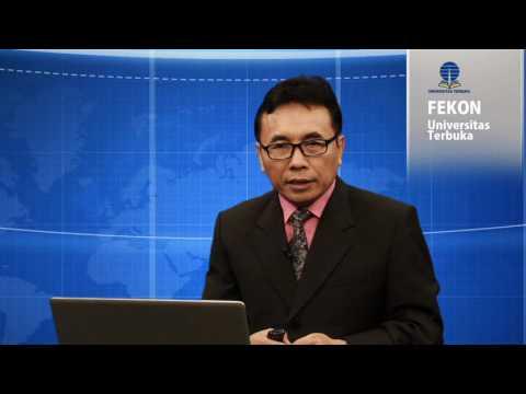 ESPA4227 Ekonomi  Moneter  - Neraca Pembayaran Dan  Moneter Internasional