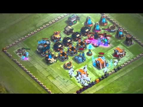 Castle Clash New Hero Lady Leo