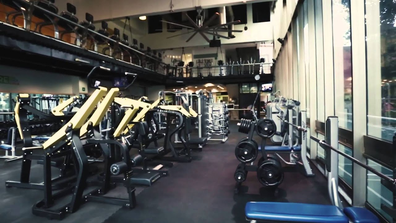 Gold 39 s gym polanco promo youtube for Mundo fitness gym