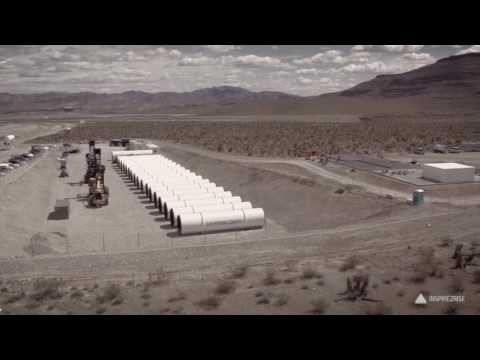 HyperLoop One: The transit of the future