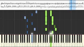 Dear Darlin - Olly Murs (Piano Tutorial)