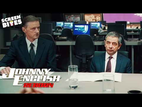 Johnny English Reborn -  Rowan Atkinson Chair scene OFFICIAL HD VIDEO Mp3