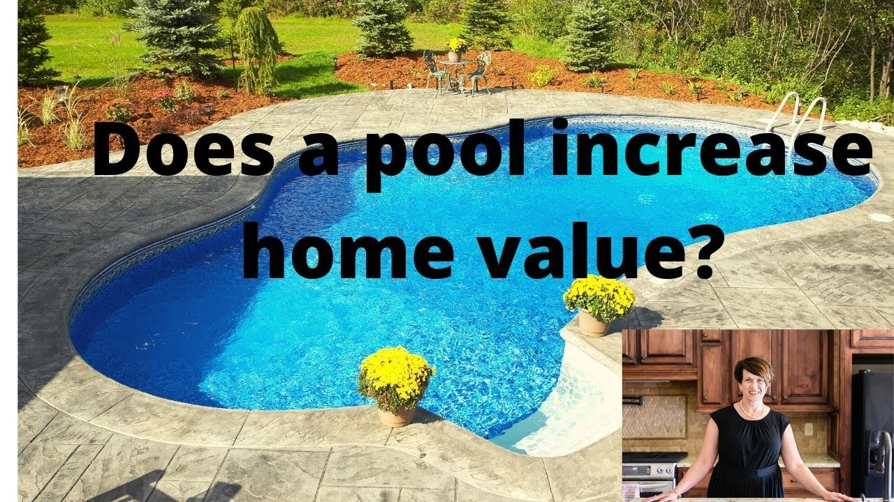 Does A Pool Increase Home Value Youtube