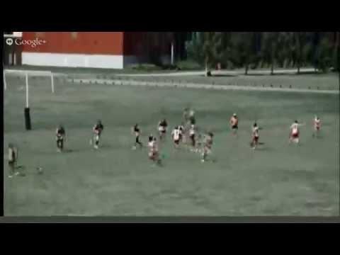 Edmonton Australian Football - Men's Development game
