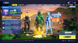 Real Madrid vs Barcelona + Fortnite Abozocken