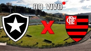 BOTAFOGO X FLAMENGO (Carioca 2016) Ao Vivo