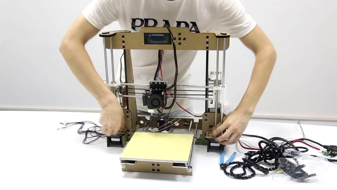 Impressora 3D Anet A8 | ZWAME Fórum
