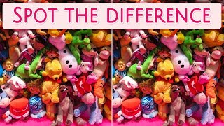 [ Brain games ] Ep.028 Etc. 01.Plush | Spot the difference | photo puzzles | Healing