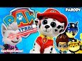PAW PATROL Nickelodeon Mission Paw Sweetie The Robber Turns Pups Into Giant Paw Patrol Beanie Boos mp3