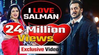 Salman Khan- Amrapali Dubey की लव स्टोरी का  Nirahua ने किया खुलासा | Salman Amrapali Love Story