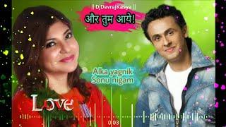 Zindagi Ek Ajab Mod Pe Aa Khadi Thi [Full video song] Aur Tum Aaye | Sonu Nigam &  Alka yagnik|Dosti