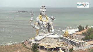 Murudeshwar Temple in Karnataka | Tallest Shiva Statue | Murudeshwara temple | Tallest Gopuram thumbnail