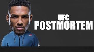 UFC ATLANTIC CITY POSTMORTEM!!!
