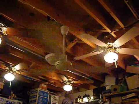 Canarm Cp56 Industrial Ceiling Fan Youtube